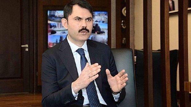 Murat Kurum Çevre ve Şehircilik Bakanı Oldu!