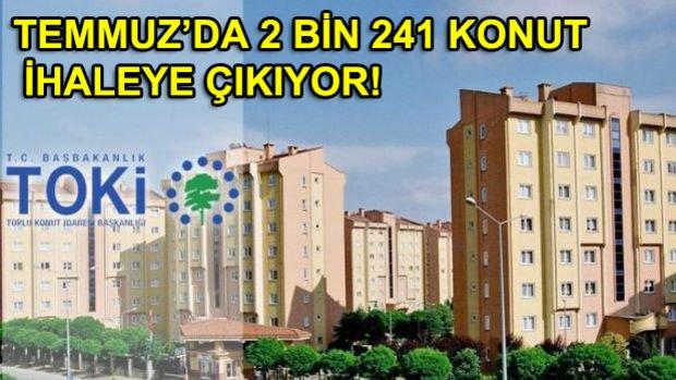 Toki İstanbul Projelerine Hız Verecek!