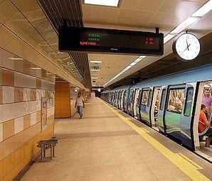 Türkiye'nin İlk Sürücüsüz Metrosu Ulaşıma Kapatıldı!