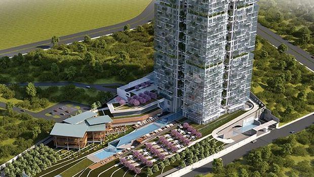 Nissa O2 Residence Fiyatları 800 Bin TL'den Başlıyor!