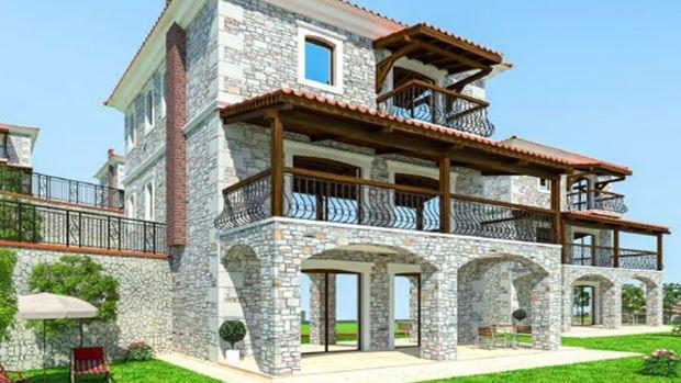 Foça Terrace Taş Evler Fiyat Listesi! Mayıs 2020'de Teslim!