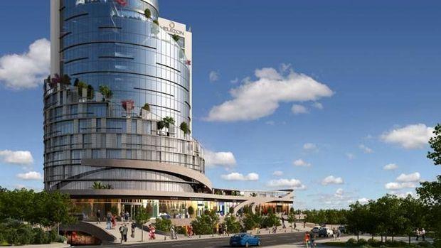 Helezon Plaza Fiyatları 5 Milyon 400 Bin TL'den Başlıyor!