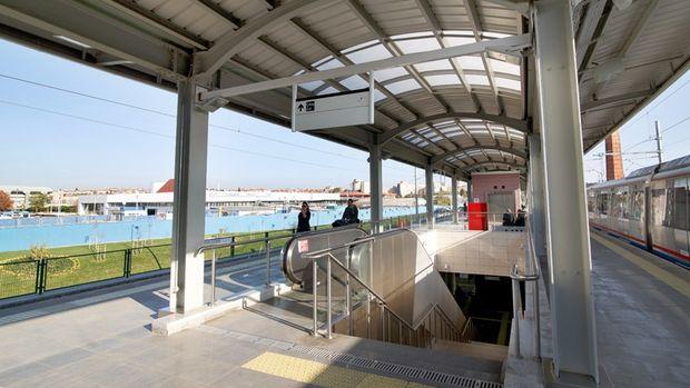 Kazlıçeşme Marmaray İstasyonunu Çevresi Yeniden Düzenlenecek!