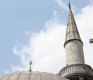 İBB İçerenköy'e Yeni Cami Yapıyor!