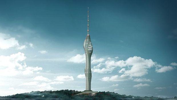 Çamlıca Kulesi Gibi 20 Kule Daha Geliyor!