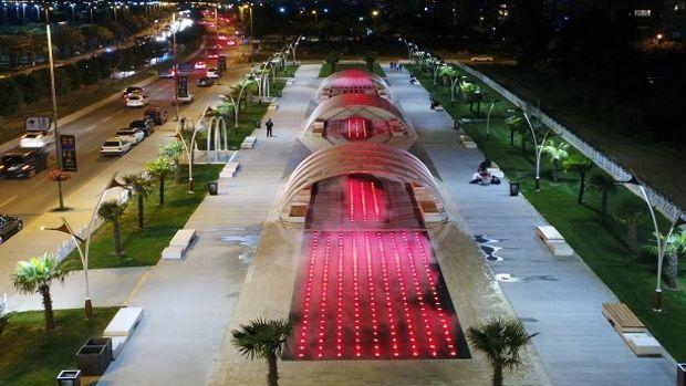 Kartal Sis Parkı Açıldı! Türkiye'de İlk!