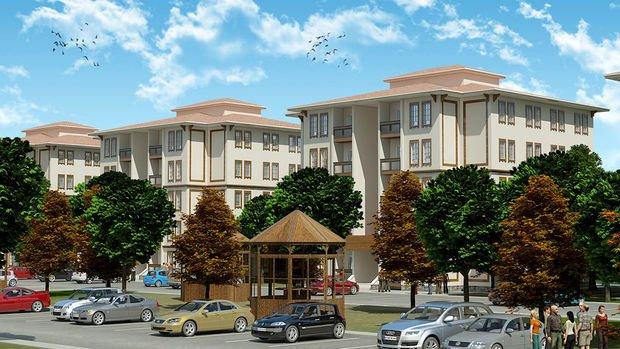 Toki'den Karabük Yenice'de 217 Konutluk Yeni Proje!