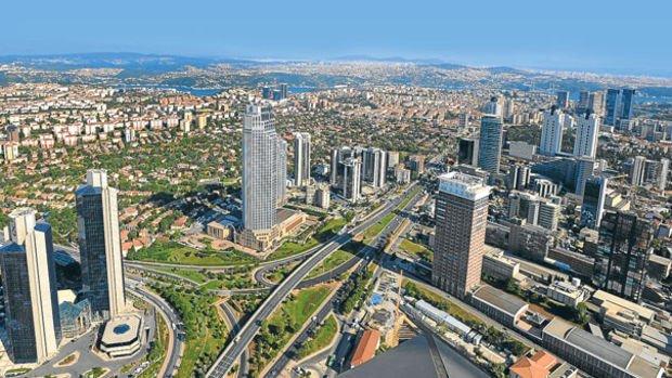 İstanbul'da Ofis Kiraları Yüzde 12 Geriledi!