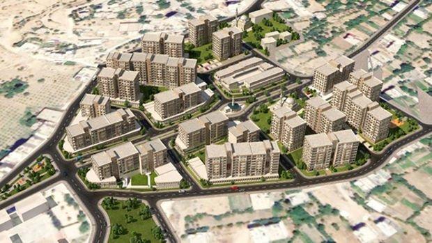Mardin Yeşille Kentsel Dönüşüm Projesi Başladı!