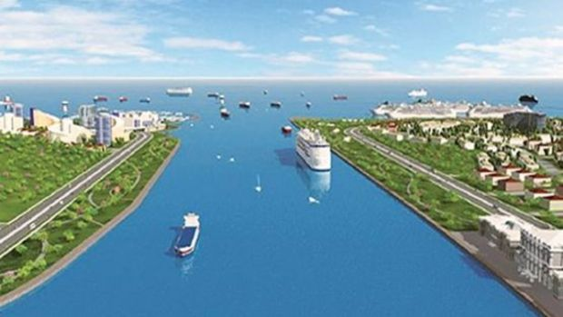 Kanal İstanbul'un İki Tarafına Butik Şehirler Kurulacak!