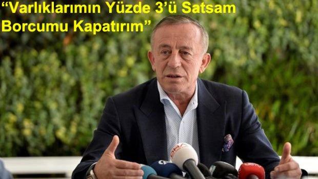"""Ağaoğlu'ndan """"Batıyor"""" Söylentilerine Sert Yanıt!"""
