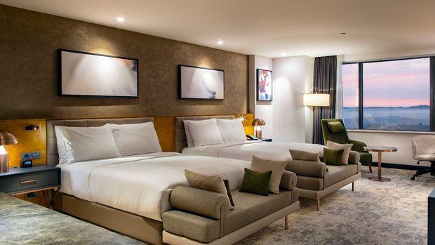 Hilton İstanbul Maslak Hizmete Açıldı!