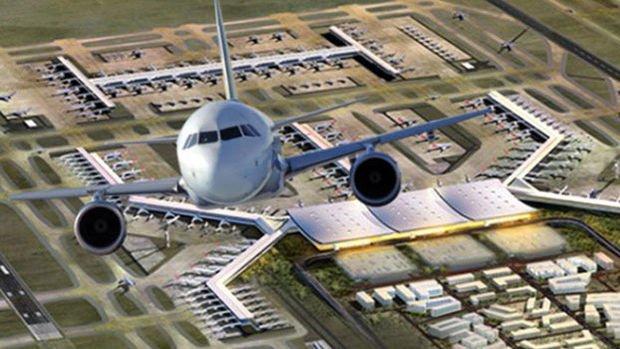 3.Havalimanı'na 210 Araçla 19 Güzergahtan Ulaşım!