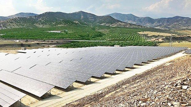 İzmir'e 15 Milyon Euro'ya  Güneş Tarlası!