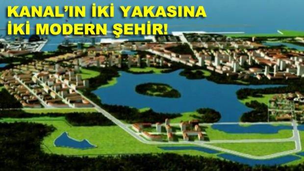 """İstanbulda Evi Hasarlı Olan """"Yeni Şehir""""e Gidecek!"""