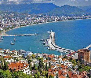 Antalya'da Konut Yatırımında En Çok Değerlenen Bölgeler!