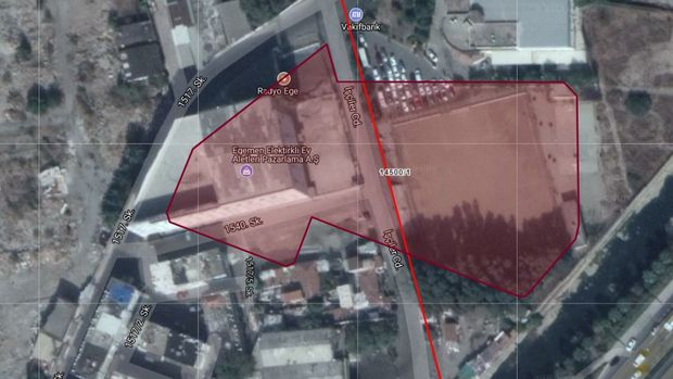 İzmir Ege Mahallesi 1.Etap İhaleye Çıkıyor!