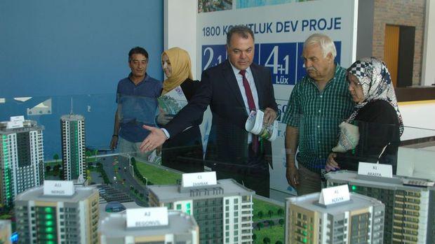 Meva Şehir Ankara'da Döviz Bozdurana 20 Bin TL İndirim!
