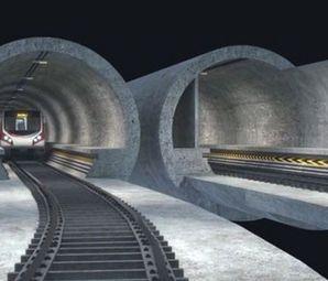3 Katlı Büyük İstanbul Tüneli 3 Ekim'de Görücüye Çıkıyor!