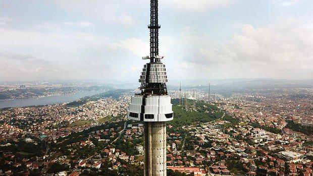 İstanbulun Yeni Sembolü Giyinmeye Başladı!