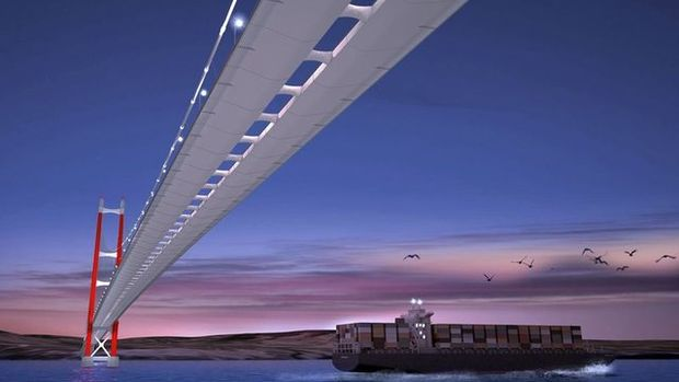 Çanakkale Boğaz Köprüsü Trafik Sorununu Kökten Çözecek!