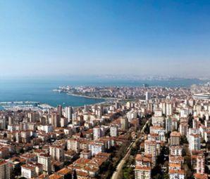 İstanbul'da Konutun En Çok Satıldığı 5 İlçe!