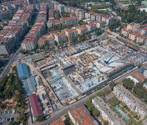 İzmir Göztepe Stadı Seneye Açılıyor!