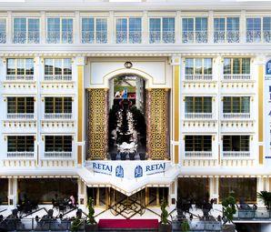 Yalova Retaj Resort Otele Katarlı Ortak!