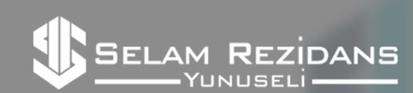 Selam Rezidans Yunuseli