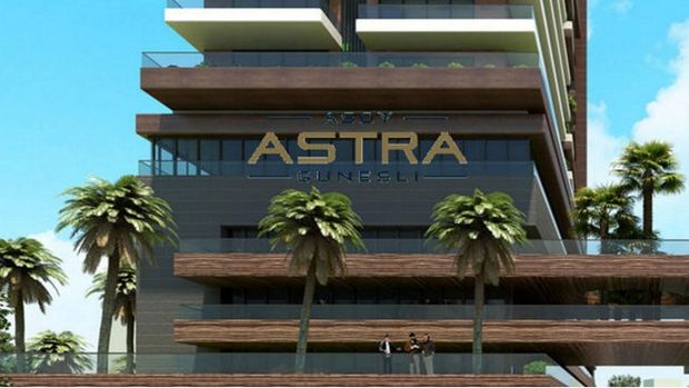 Asoy Astra Güneşli