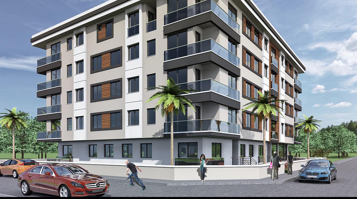 Yalçın Apartmanı Maltepe