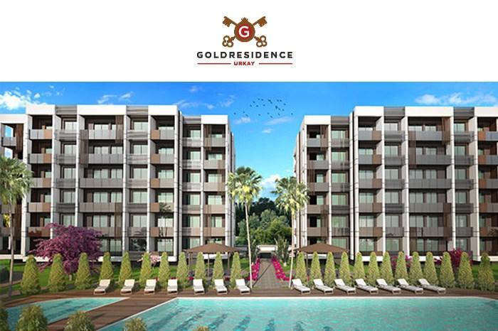 Gold Residence Urkay Antalya