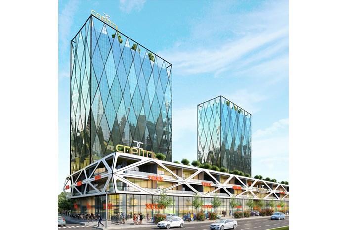 Capital Ticaret Merkezi Mersin