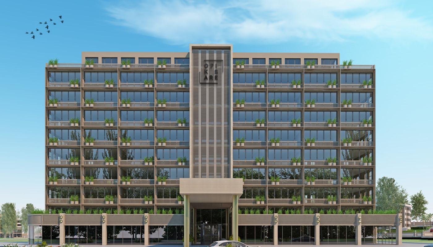 Ofis Kare Bursa