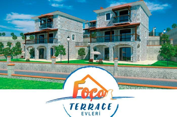 Foça Terrace Taş Evler İzmir