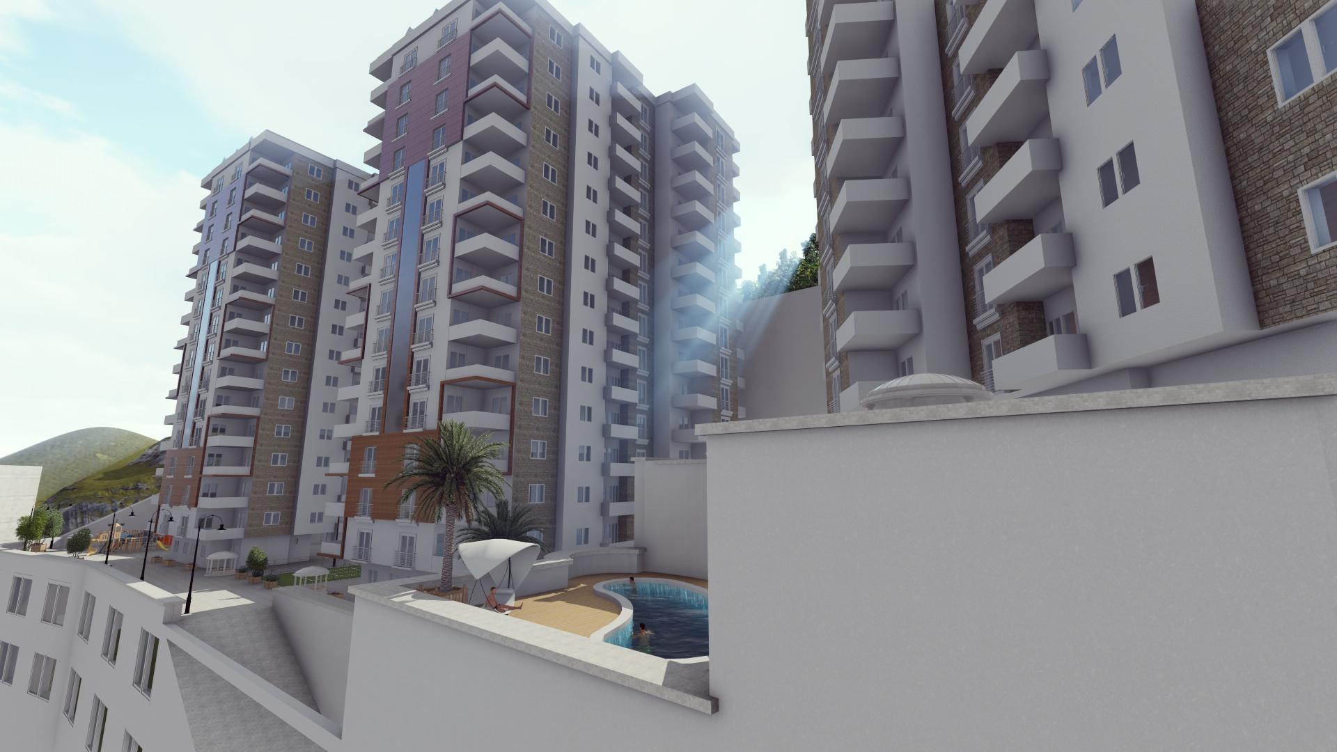 Akyazı Towers Trabzon