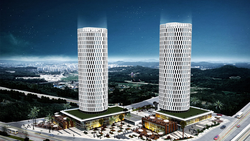 Lotus Towers Adana