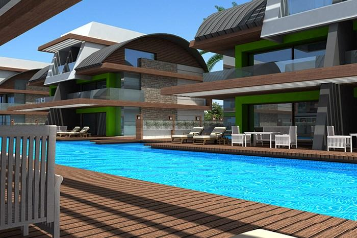 Marina Premium Villas Antalya