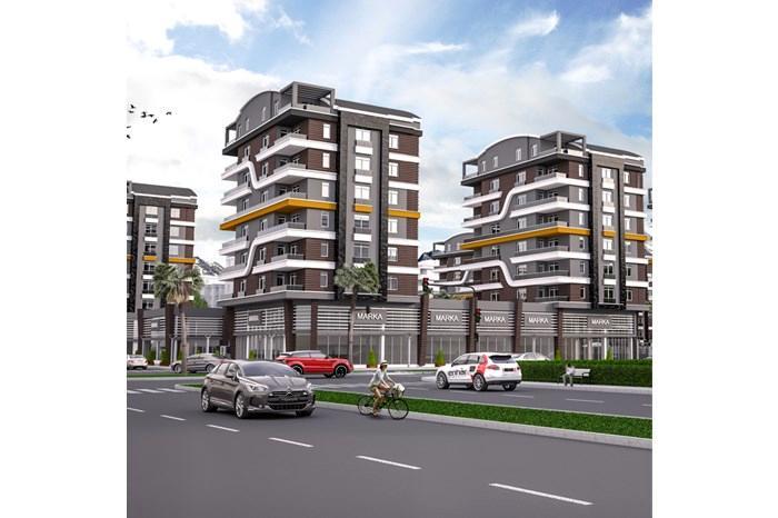 İltemir Residence Antalya