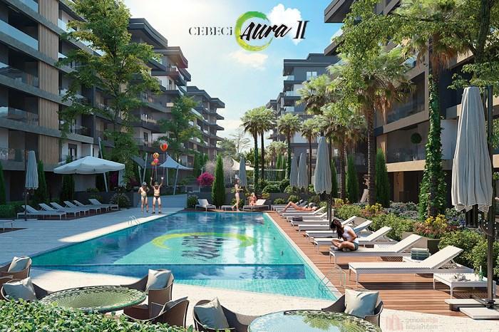 Cebeci Aura 2 İzmir
