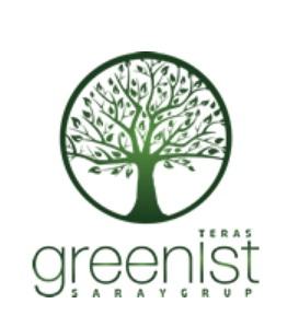 Greenist Teras Güneşli