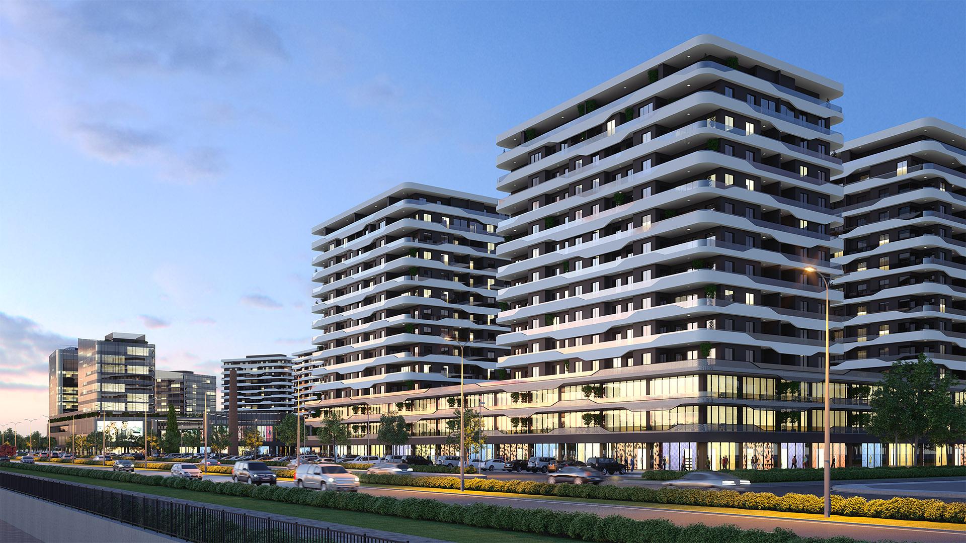 Downtown  Bursa