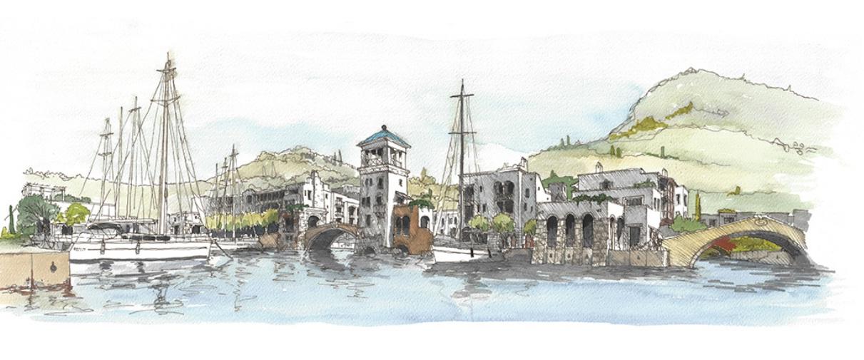 Anthaven Aspat Bodrum