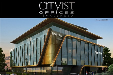 Cityist Offices Piyalepaşa